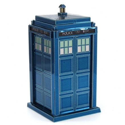 Dr Who Metal Earth Model Kit Tardis